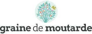 logo graine de moutarde
